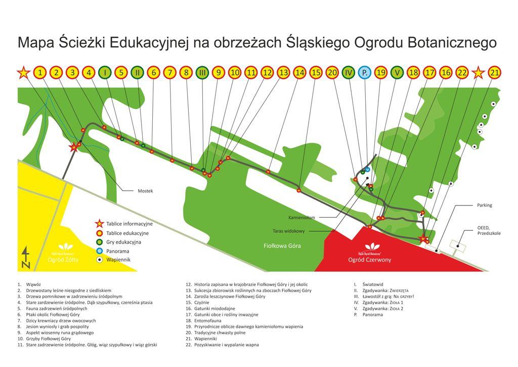 Mapka Ścieżki